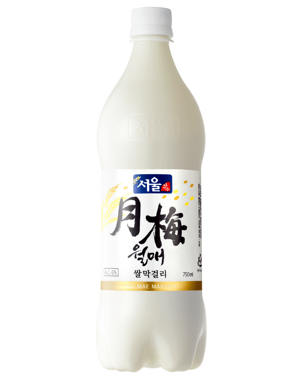 Buy Seoul Jangsoo Walmae Makgeolli Rice Wine 750ml Dan Murphy S Delivers