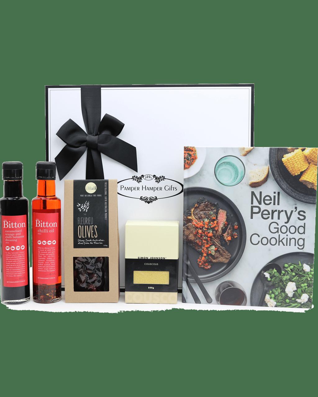 Pamper Hamper Gifts Neil Perry Good Cooking Gourmet Hamper