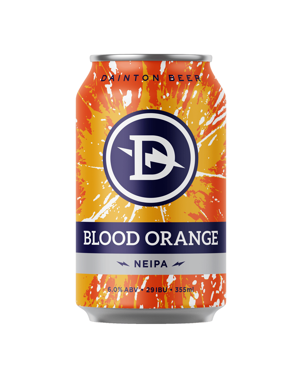 Buy Dainton Brewery Blood Orange New England Rye IPA | Dan