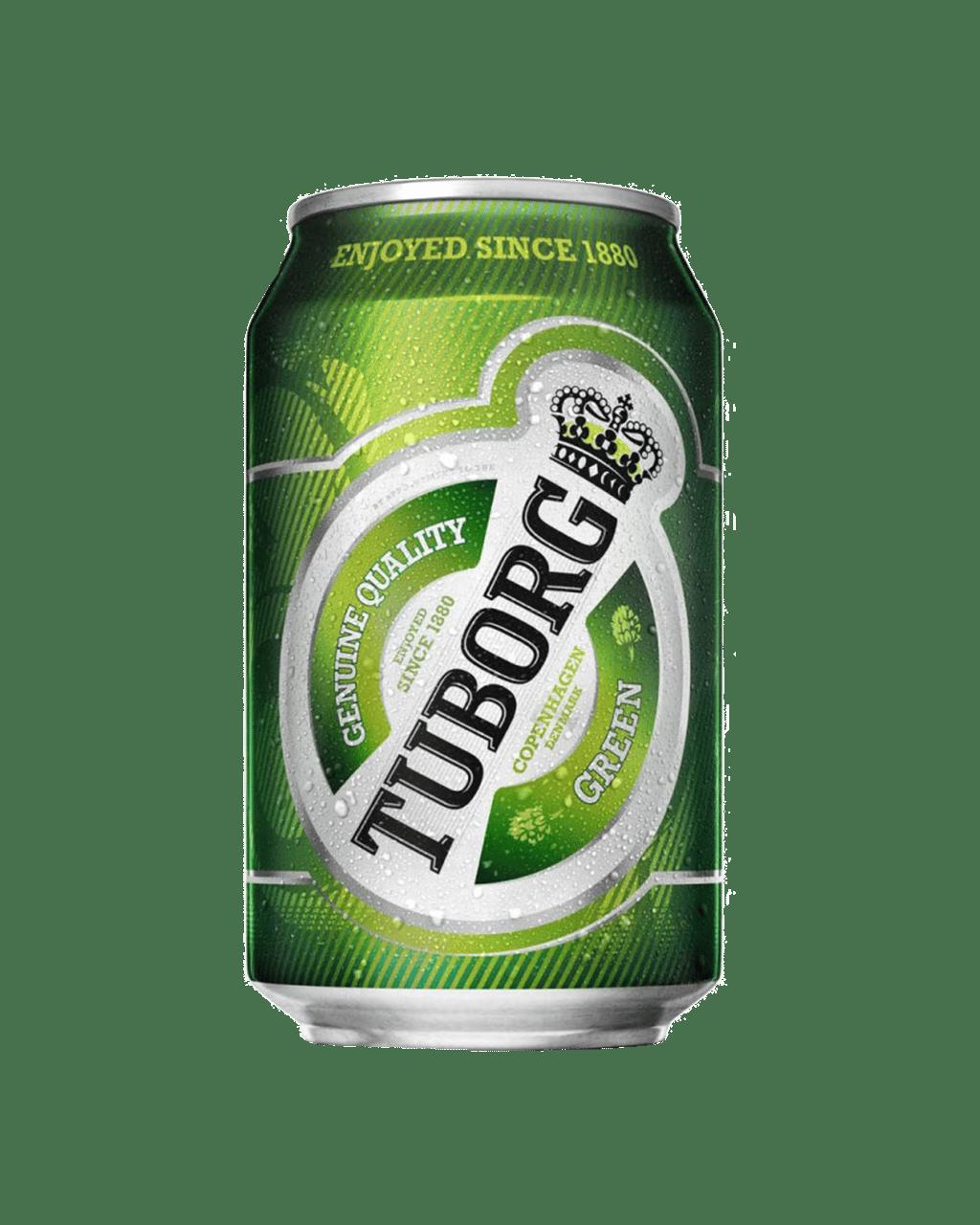 Buy Tuborg Danish Pilsner 330ml Dan Murphy S Delivers