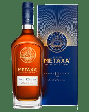 cff9ae5ea578 Metaxa 12 Star Brandy 700mL