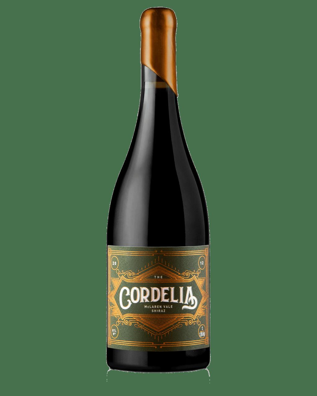 cordelia mclaren vale shiraz 2012 | dan murphy's | buy wine