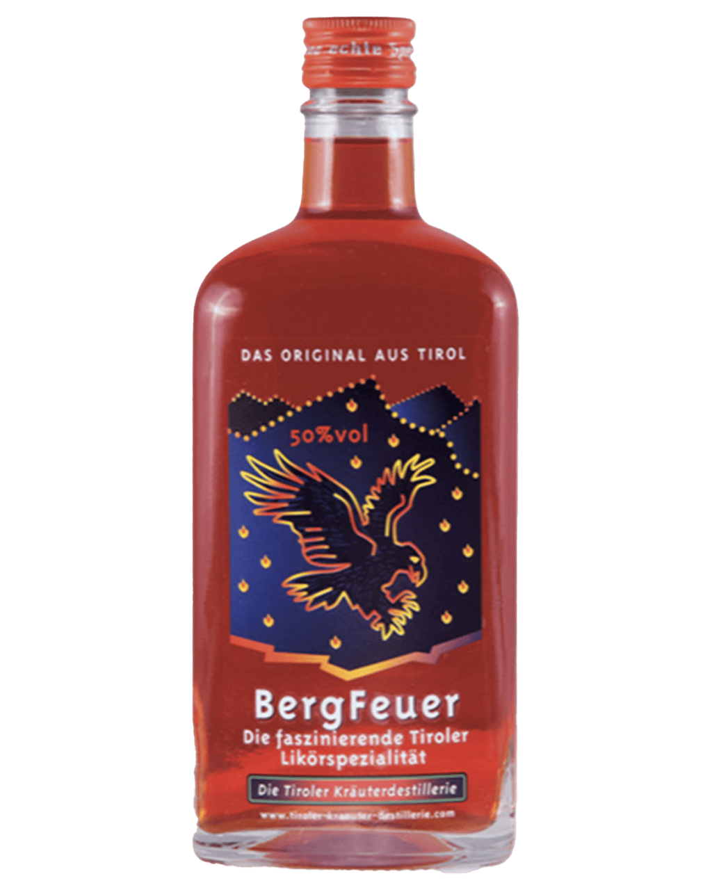 Bergfeuer Mountain Blaze (Blood Orange)