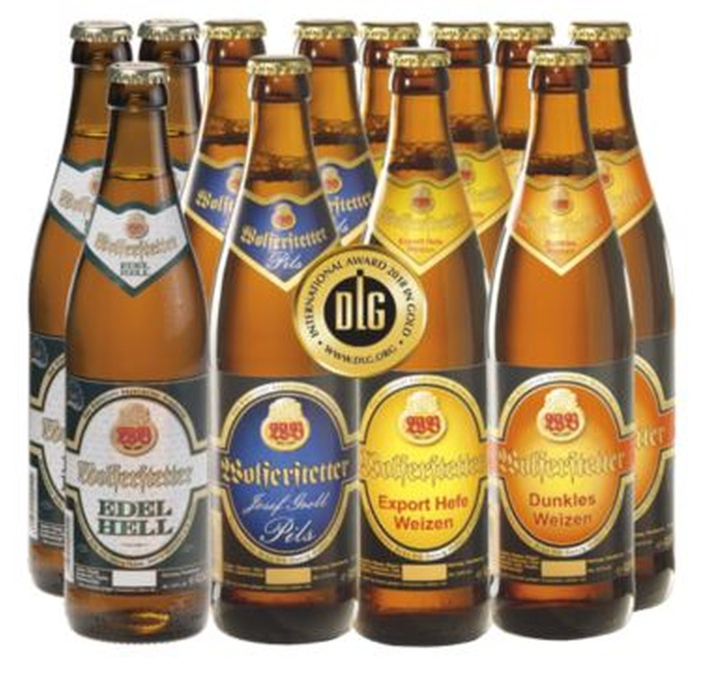 Wolf Beer by Wolferstetter Wolf Beer By Wolferstetter Mixed 12 Pack 500mL