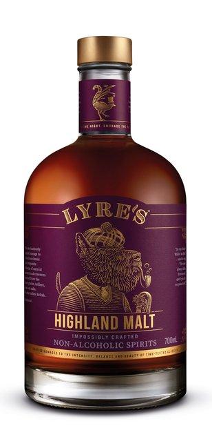 Buy Lyre's Highland Malt 700mL | Dan Murphy's