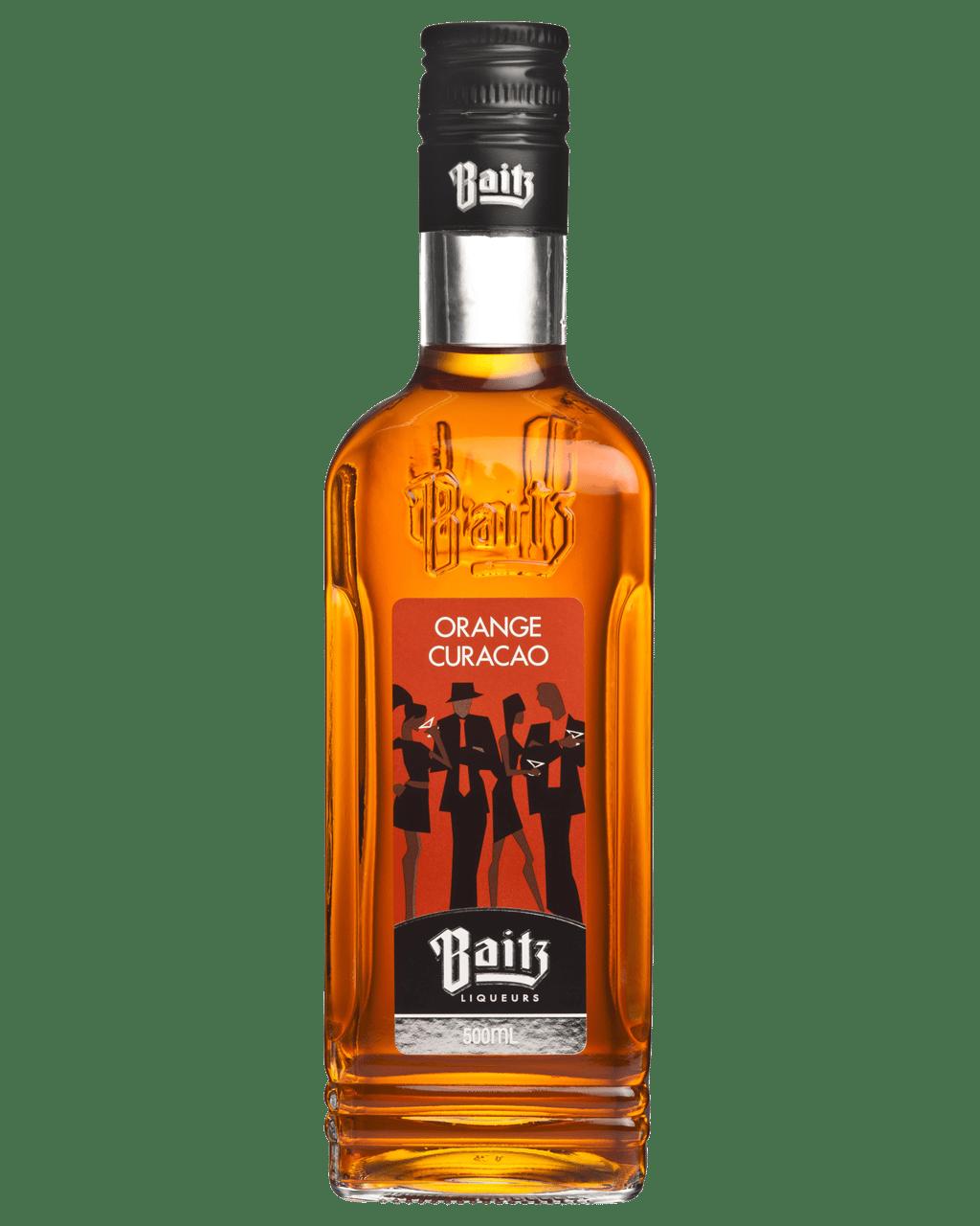 64303d18e2c Baitz Orange Curacao Liqueur 500mL