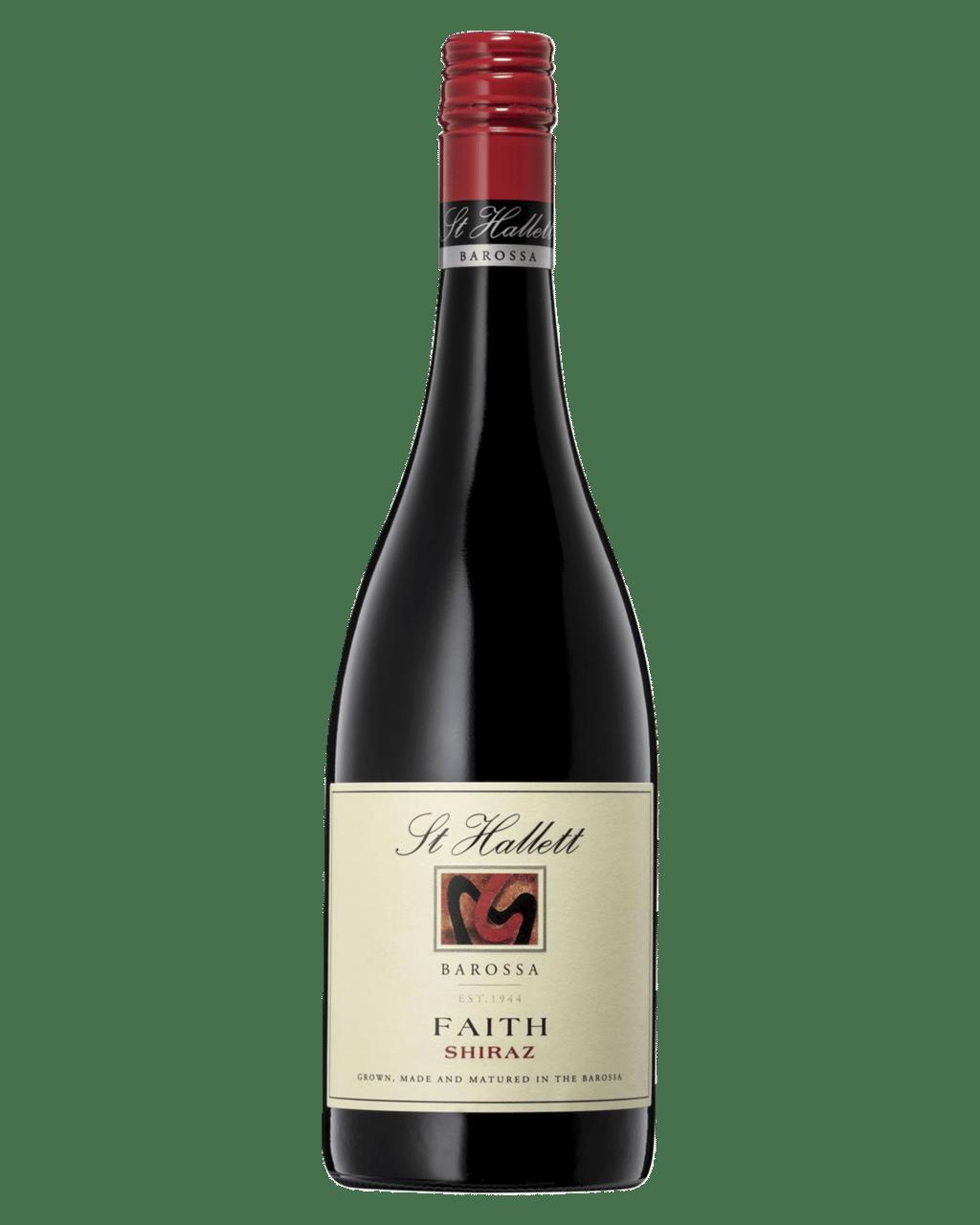 st hallett single vineyard shiraz 2021