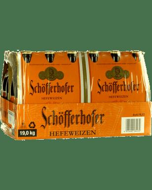 Buy Schöfferhofer Hefeweizen 500mL | Dan Murphy's