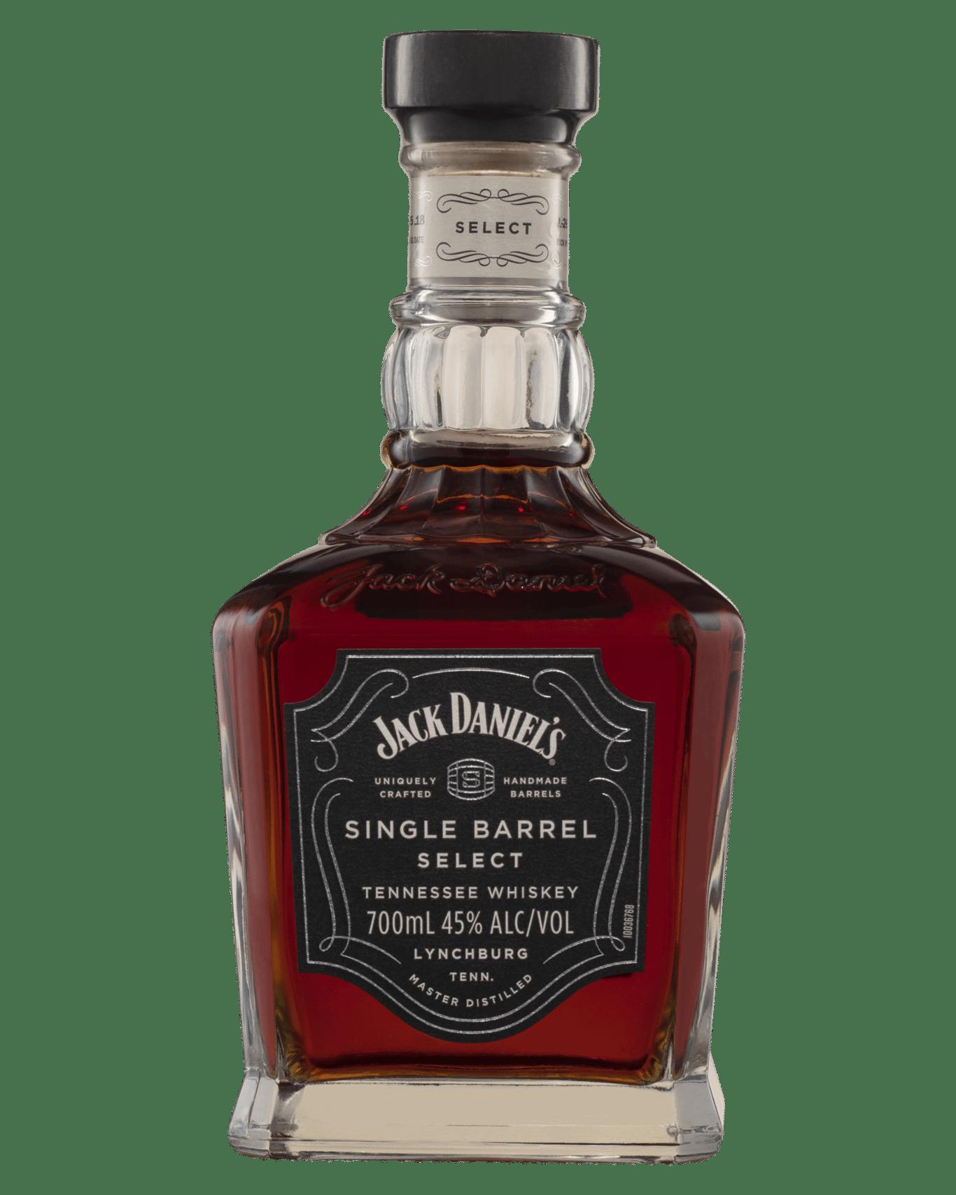 Jack Daniel S Single Barrel Select Tennessee Whiskey 700ml