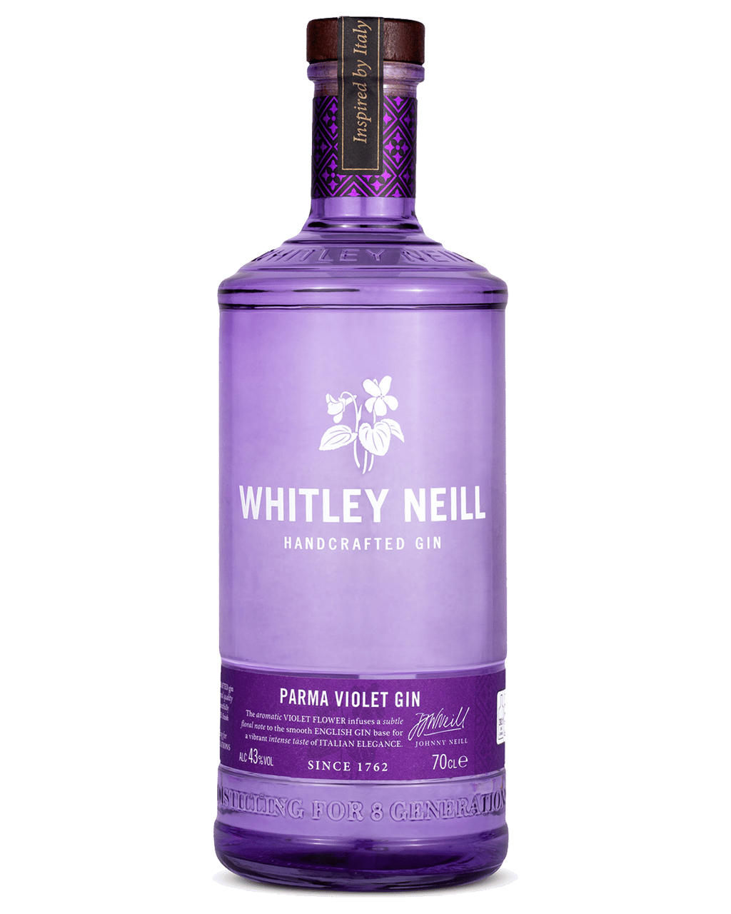 Whitley Neill Parma Violet Gin  00a63ac046d