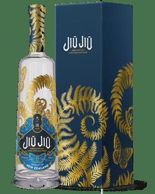 eb2d01be31177 GoldenBay Distillery JiuJiu Vodka Blue Label