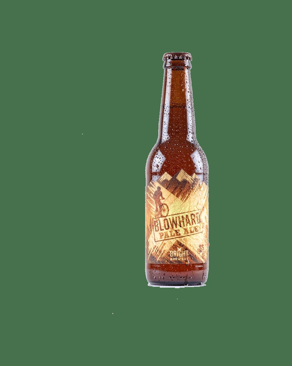 Buy Bright Brewery Blowhard Pale Ale   Dan Murphy's