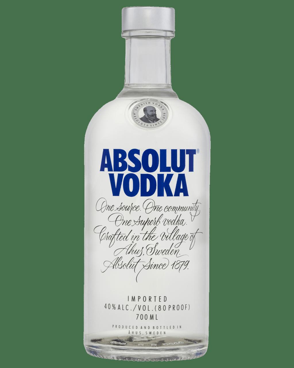 895a9b709 Absolut Vodka 700mL | Dan Murphy's | Buy Wine, Champagne, Beer ...