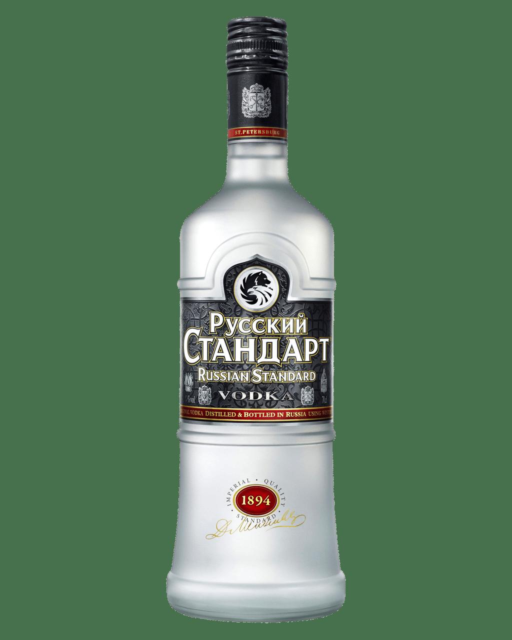 45934b1a9 Russian Standard St Petersburg Vodka 700mL | Dan Murphy's | Buy Wine,  Champagne, Beer & Spirits Online