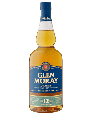 1d5e316b1a6c4 Glen Moray 12 Year Old Scotch Whisky 700mL
