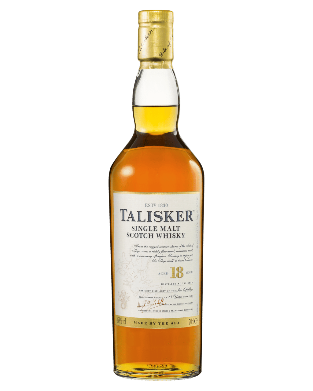 e074e289aff Talisker 18 Year Old Scotch Whisky 700mL