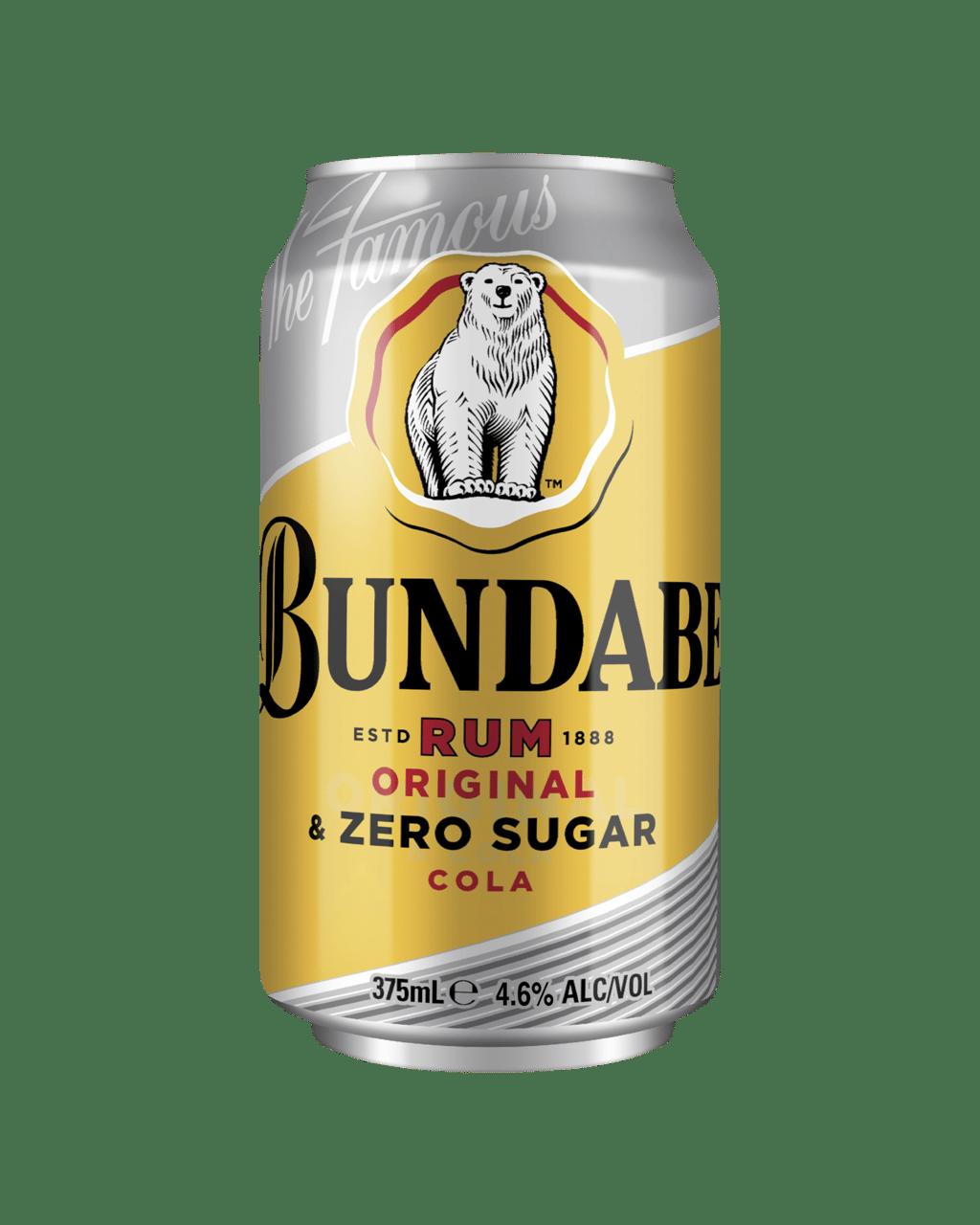 Buy Bundaberg UP Bare Rum & Cola Cans 375mL | Dan Murphy's