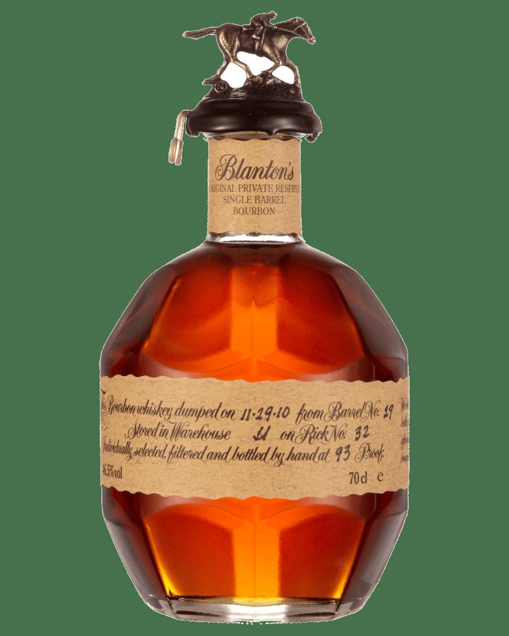 997bb3cecc85e Blanton s Original Private Reserve Single Barrel Bourbon 700mL. Previous