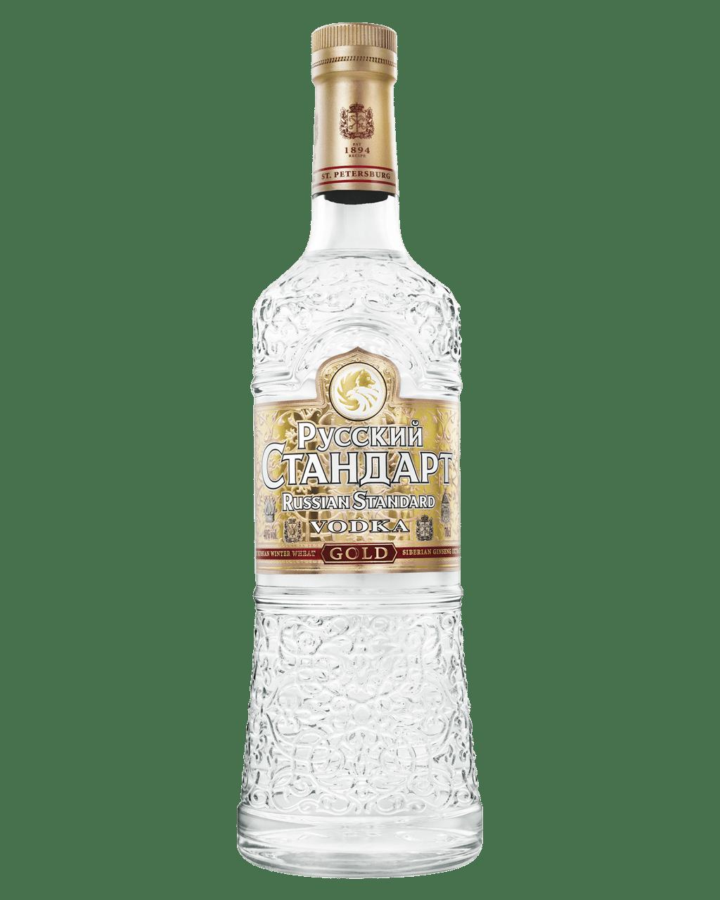 ddbc4ab24 Russian Standard Gold Vodka 700mL | Dan Murphy's | Buy Wine ...