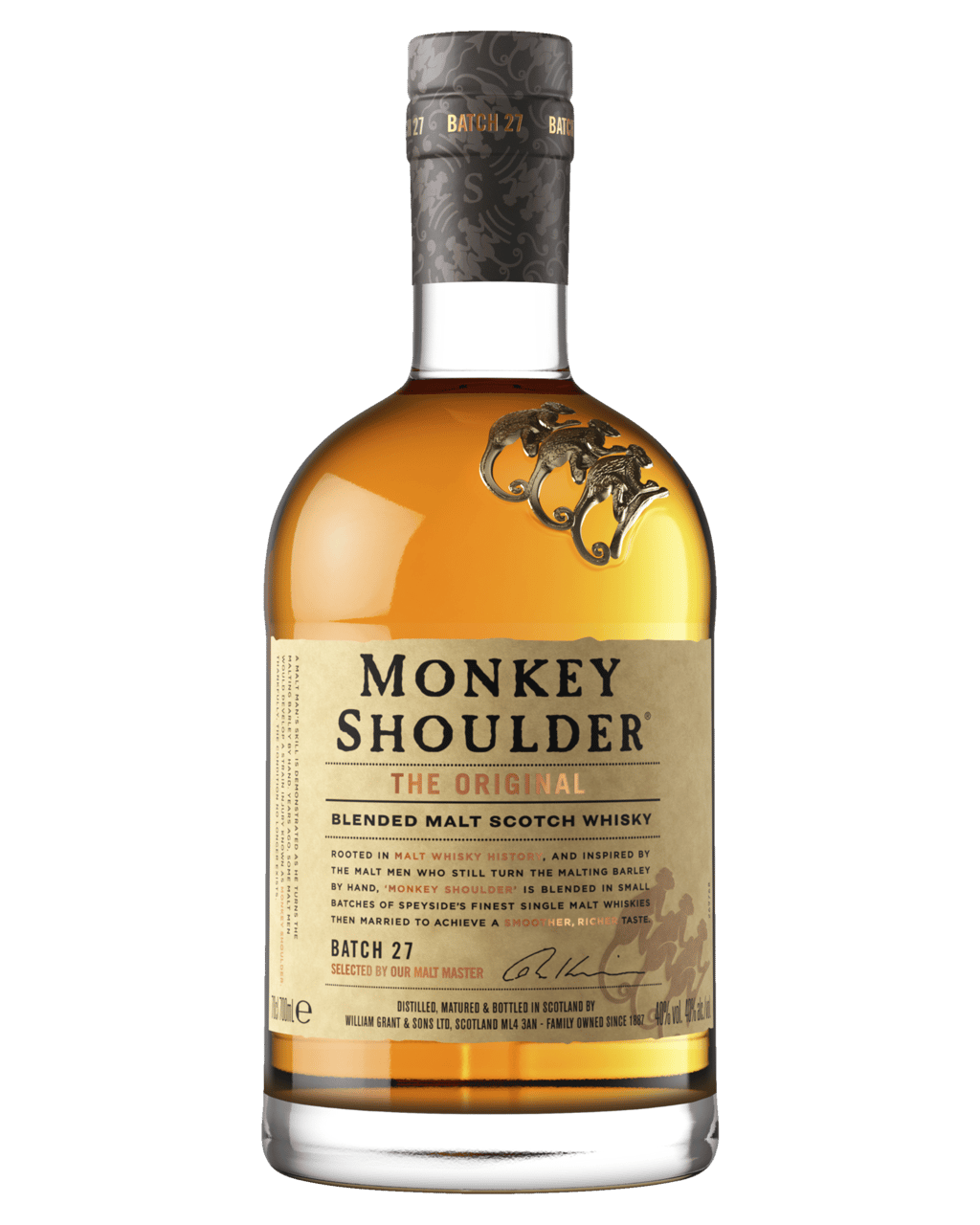 Buy Monkey Shoulder Scotch Whisky 700mL   Dan Murphy's
