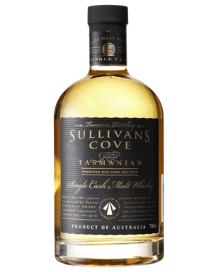 sullivans cove single cask american oak whisky 700ml dan murphy s