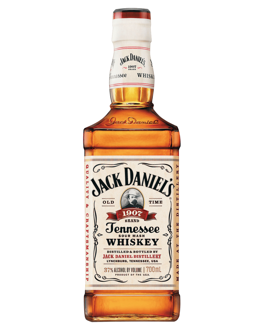 Buy Jack Daniel S 1907 Tennessee Whiskey 700ml Dan Murphy S Delivers