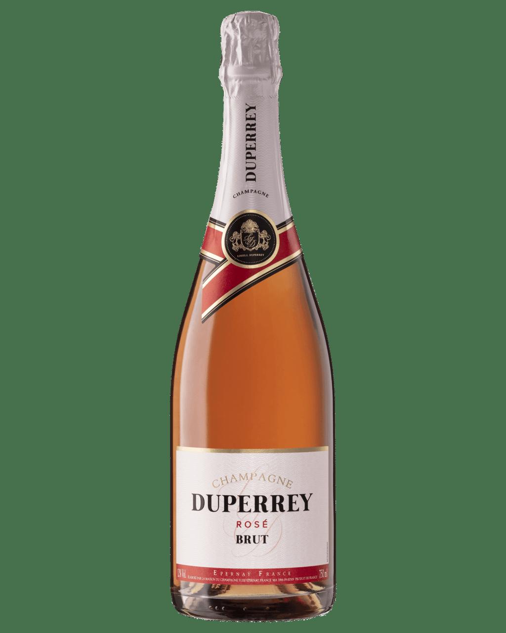 Malle Bar Maison Du Monde champagne duperrey brut rosé champagne nv | dan murphy's
