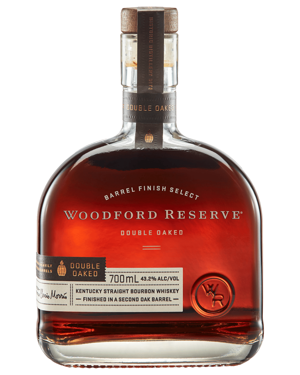 34f5f017b0e Woodford Reserve Double Oaked Bourbon 700mL