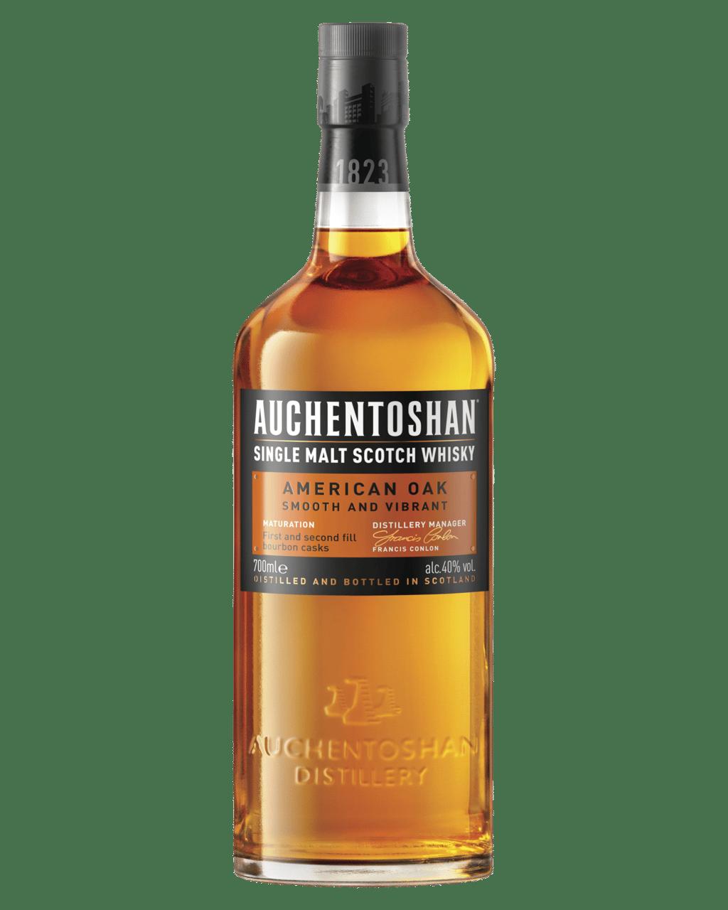 1c3980828168 Auchentoshan American Oak Scotch Whisky 700mL
