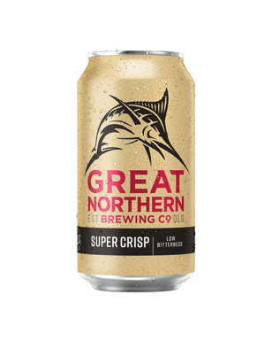 Buy Great Northern Brewing Company Super Crisp Lager Cans 30