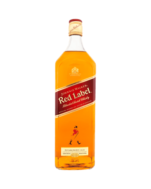 Buy Johnnie Walker Red Label Scotch Whisky 1 125L | Dan Murphy's
