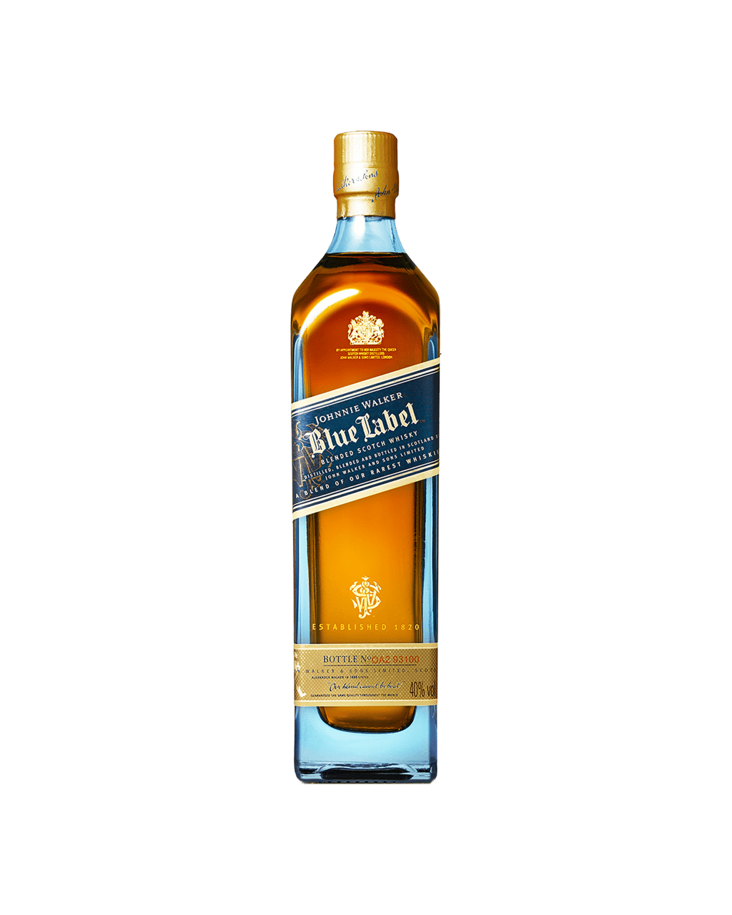 Sparkling Drinks Alcoholic: Buy Johnnie Walker Blue Label Scotch Whisky 200mL