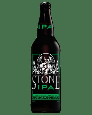 Buy Stone IPA 650mL | Dan Murphy's