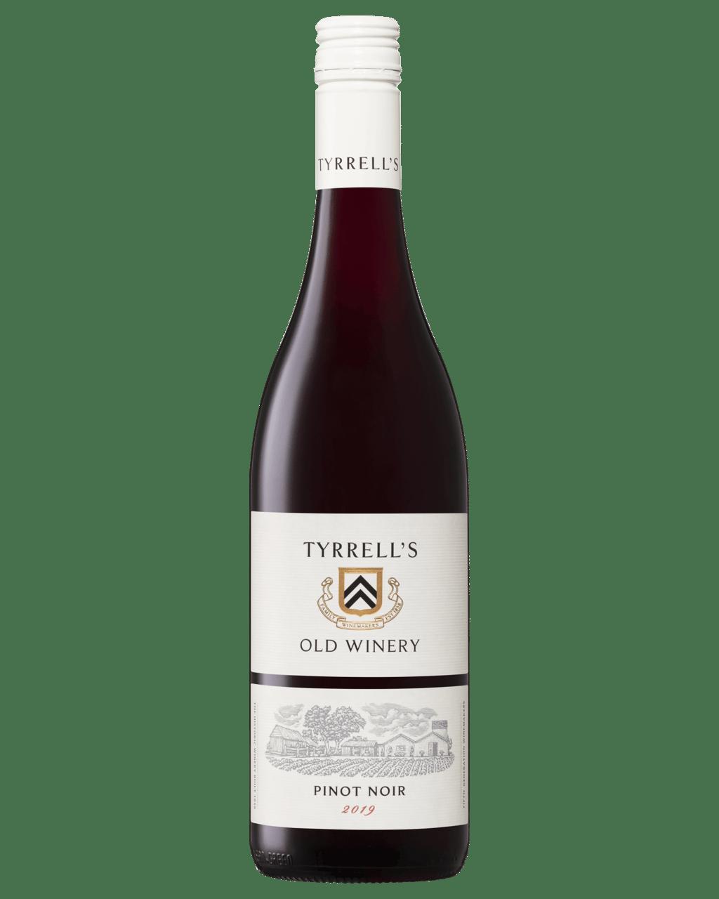 27292f8f0c Tyrrell's Old Winery Pinot Noir | Dan Murphy's | Buy Wine, Champagne ...