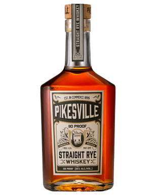 af0ac27a622 Pikesville Straight Rye Whiskey 750mL