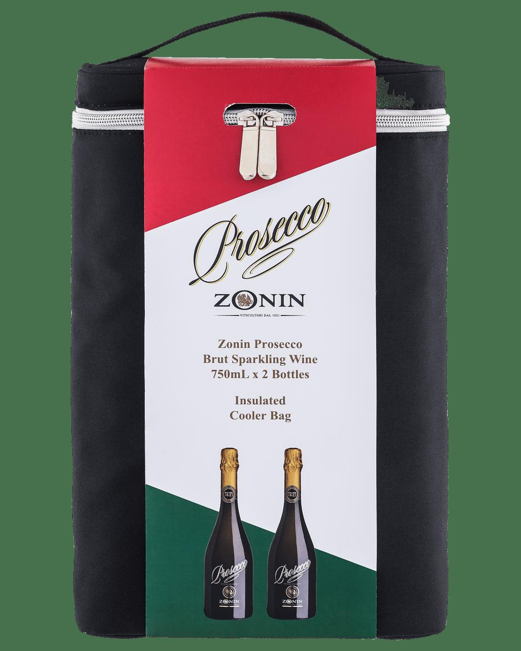 0a80c80abb3 Zonin Twin Prosecco Pack & Cooler Bag   Dan Murphy's   Buy Wine ...