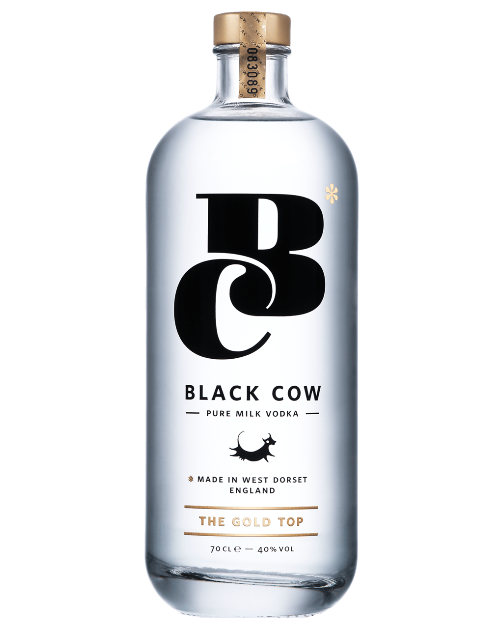 Black Cow Vodka 700mL  448778c0d9