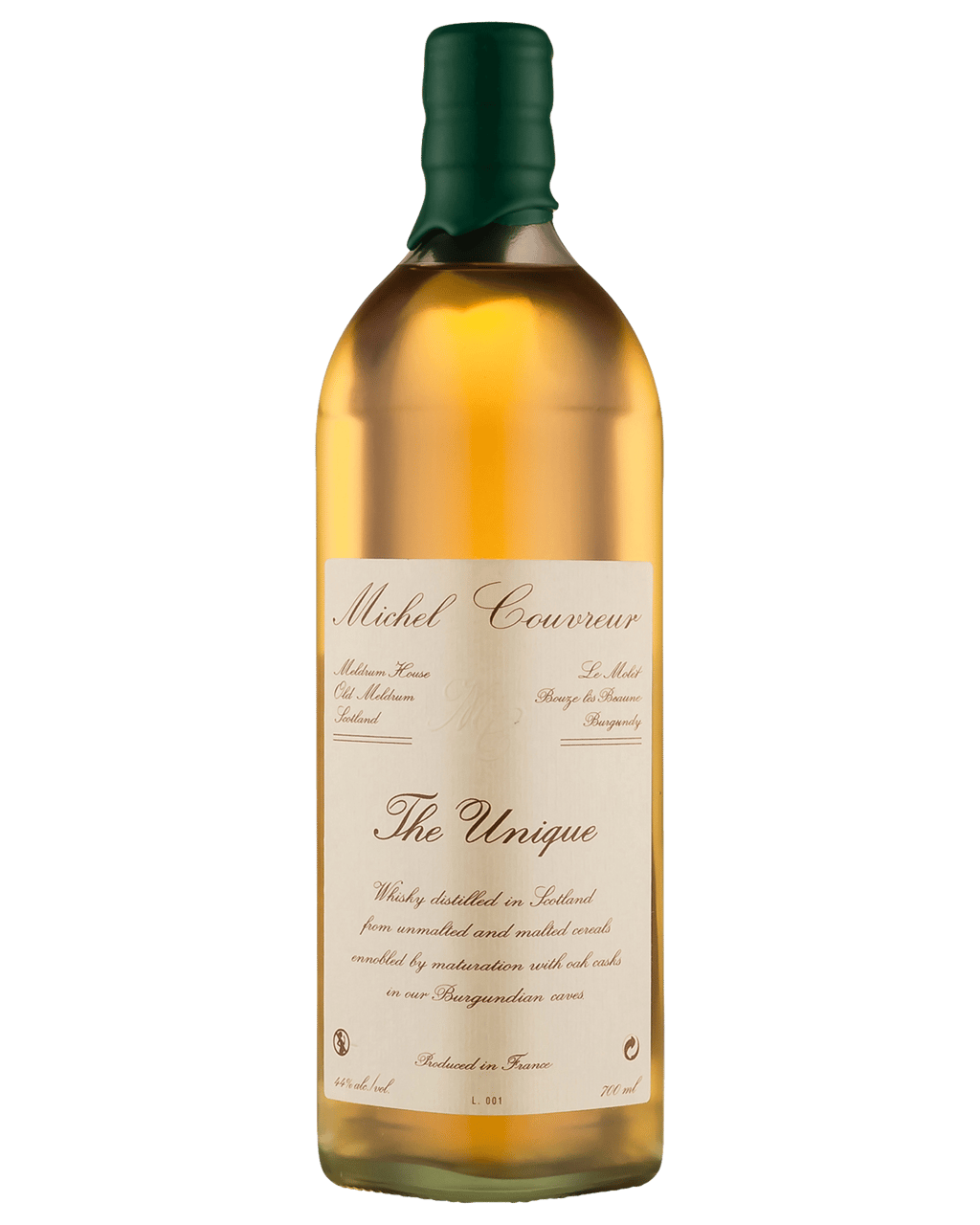 d4ae0d5035e53d Michel Couvreur The Unique Whisky 700mL