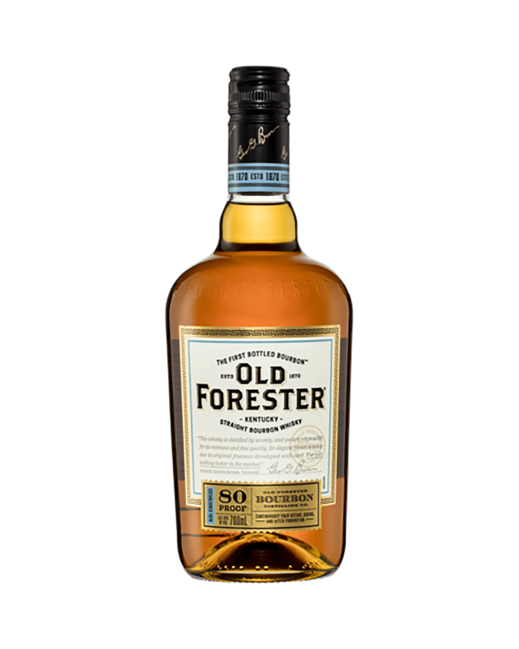 af78dd40620 Old Forester Kentucky Straight Bourbon Whisky 700mL