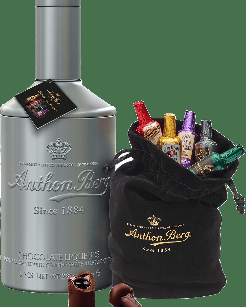 Buy Anthon Berg 18pcs Chocolate Liqueurs Dan Murphys