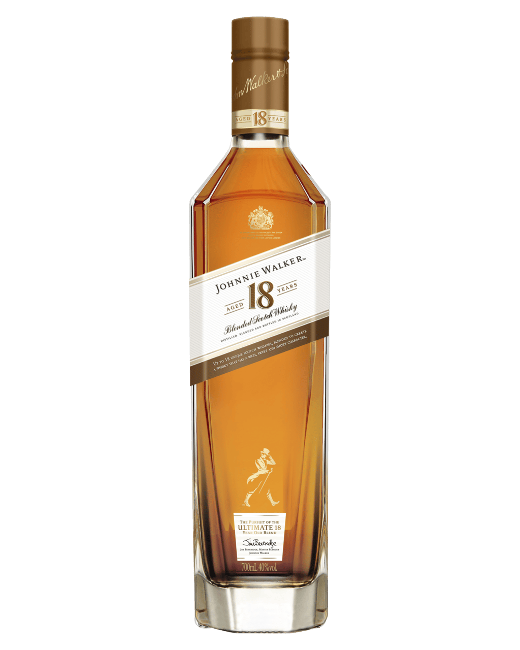 Buy Johnnie Walker 18 Year Old Blended Scotch Whisky 700ml