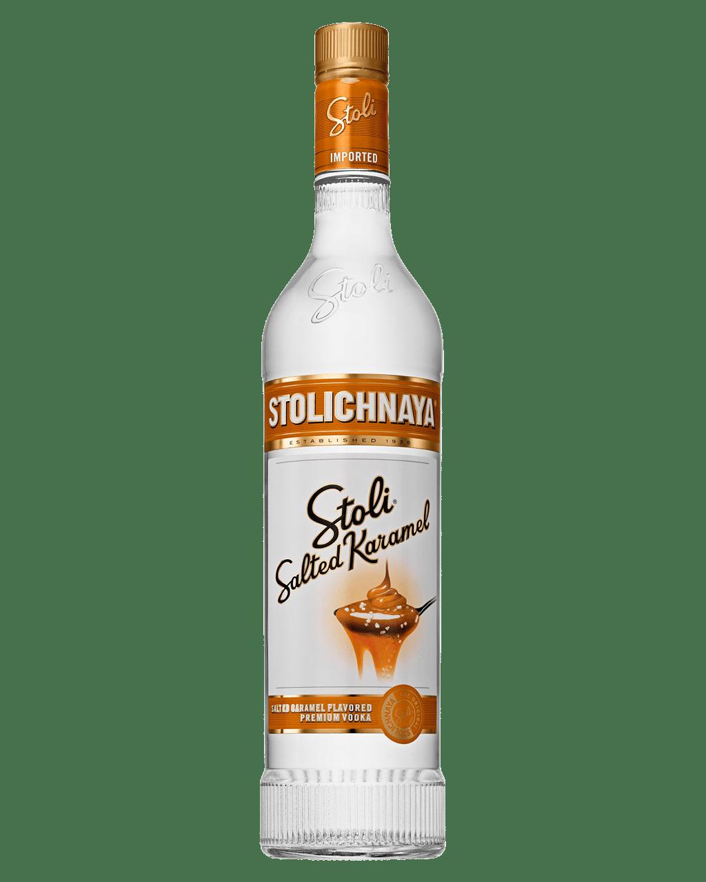 Stolichnaya Salted Karamel Vodka 700mL  531fea2ae72