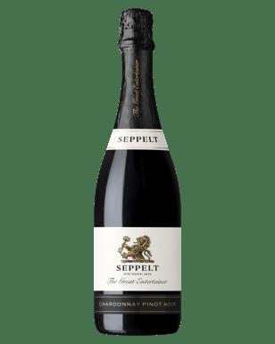 5bcc356ed20c Seppelt The Great Entertainer Sparkling Chardonnay Pinot Noir NV ...