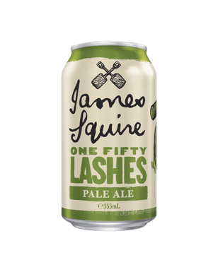 Buy James Squire One Fifty Lashes Pale Ale Cans 355mL | Dan Murphy's