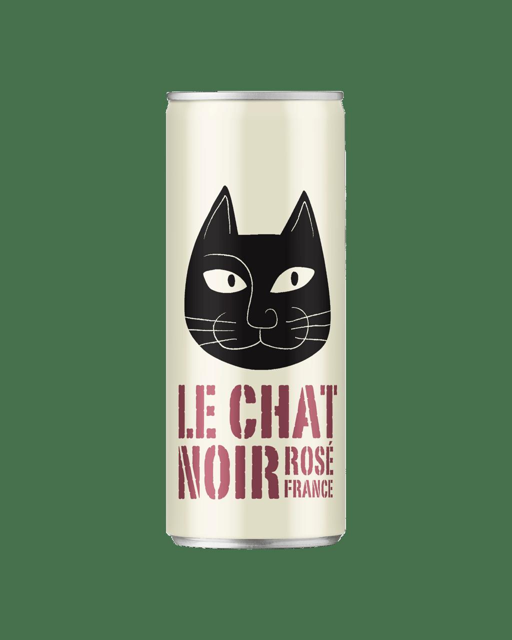 344fd2cf82 Le Chat Noir Rosé Cans 250mL | Dan Murphy's | Buy Wine, Champagne ...