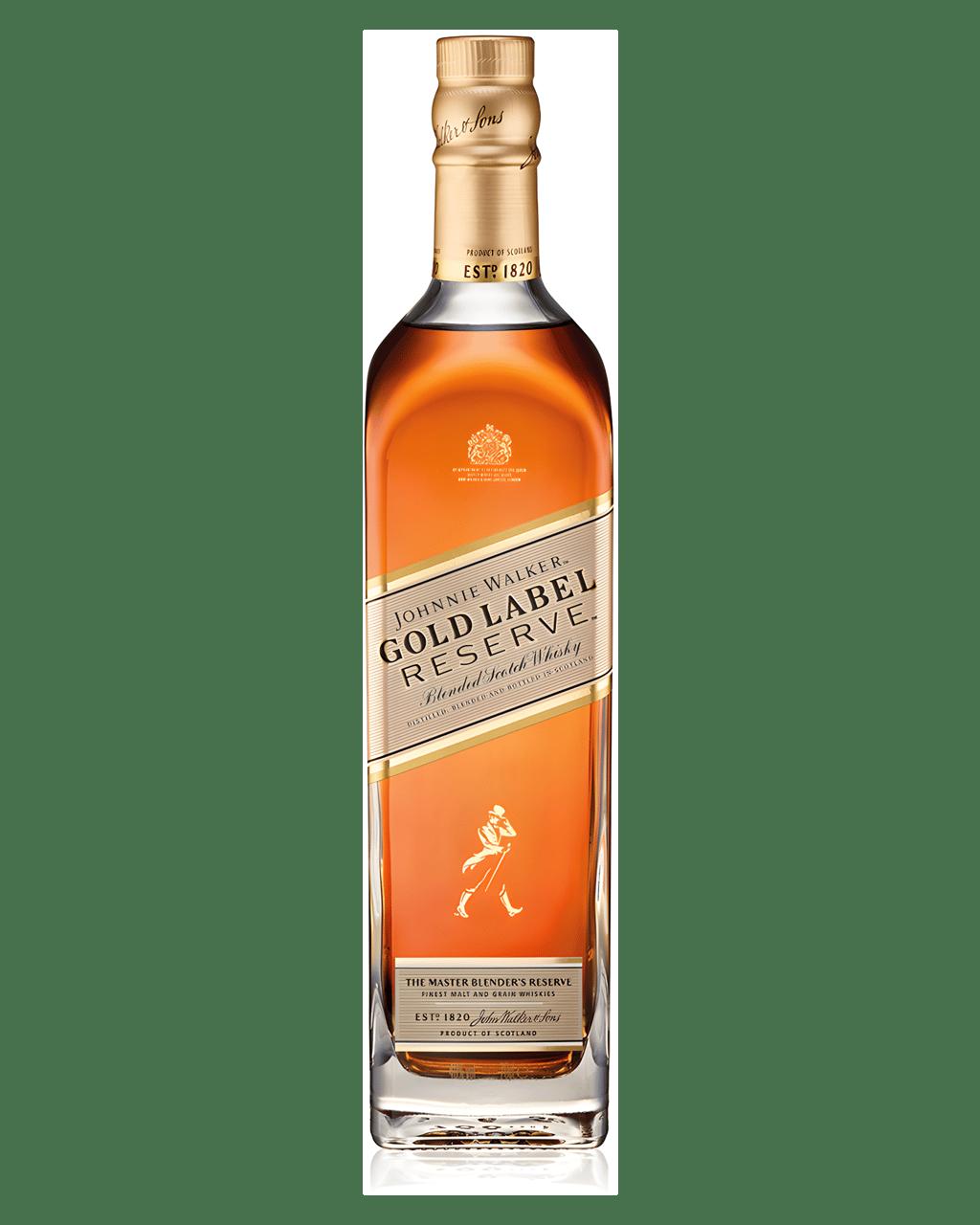 49ad029436 Johnnie Walker Gold Label Reserve Scotch Whisky 700mL