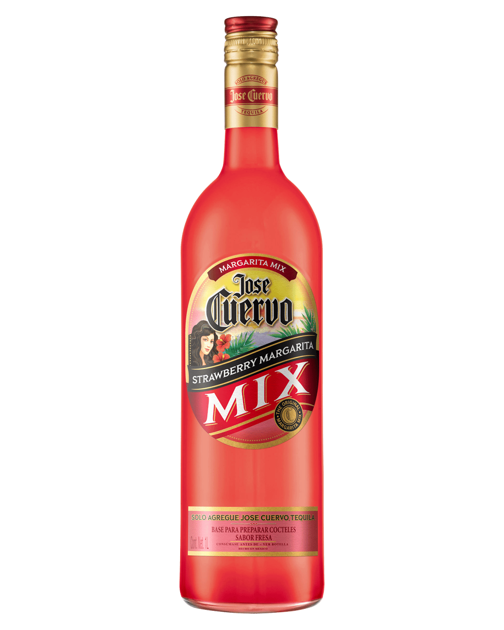 Buy Jose Cuervo Strawberry Margarita Mix 1l Dan Murphy S Delivers