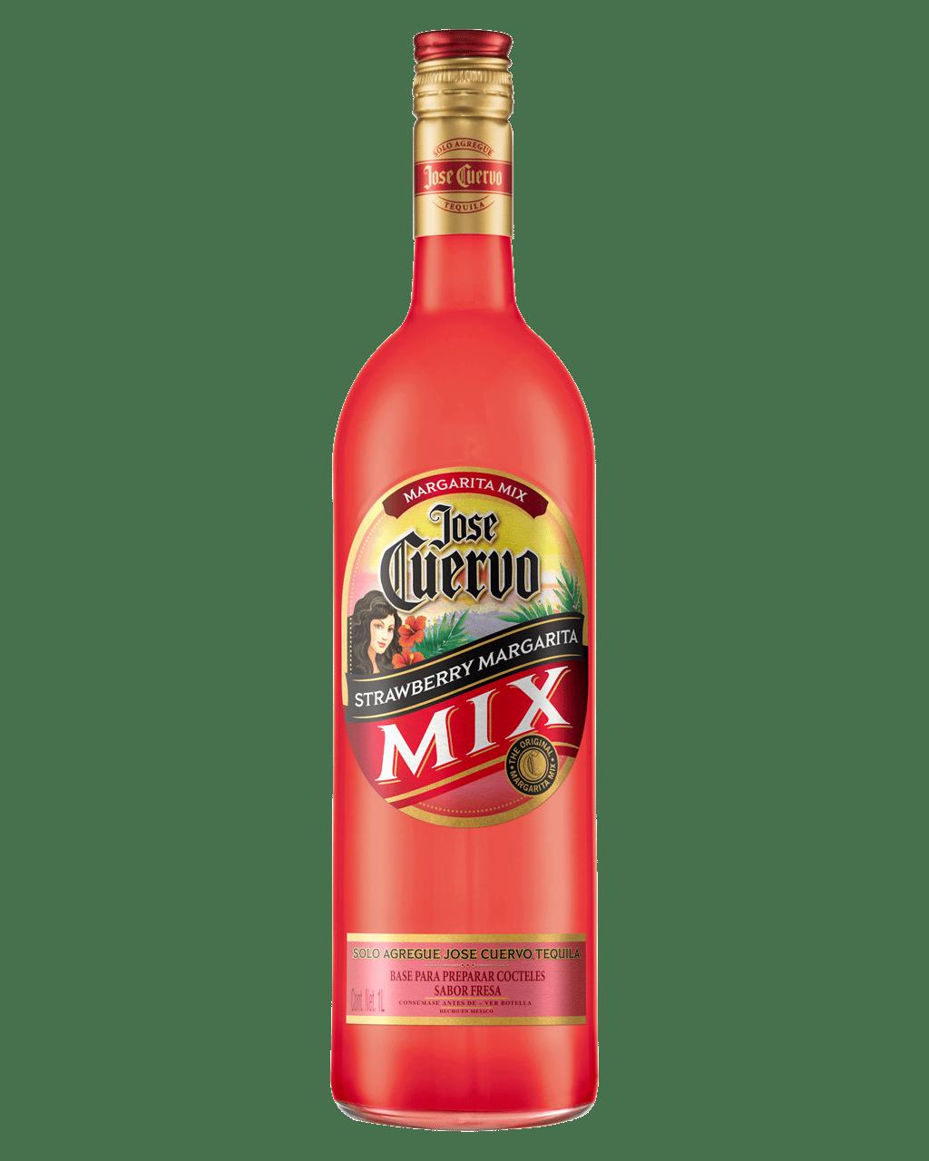 Buy Jose Cuervo Strawberry Margarita Mix 1l Dan Murphy S Delivers