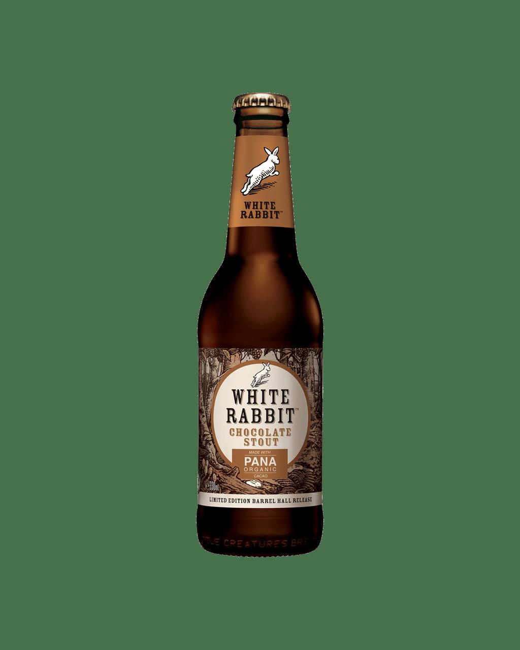 White Rabbit Chocolate Stout Bottle 330ml Dan Murphys Buy Wine