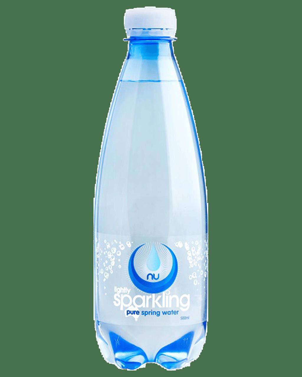 ce3aa3b790 Nu Pure Lightly Sparkling Water Bottles 500mL | Dan Murphy's | Buy ...